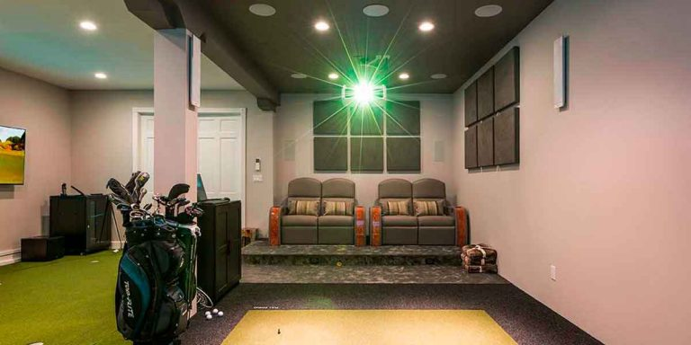 Home Theater Installation in NJ