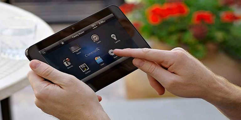 Home Automation Enhances Security
